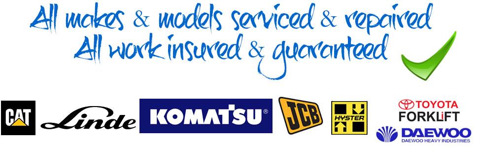 Forklift Repair Companies